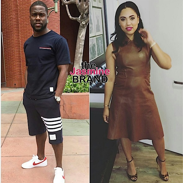 Kevin Hart Debuts Sneaker + Ayesha Curry Reveals Baby Moccasin Collection [Photos]