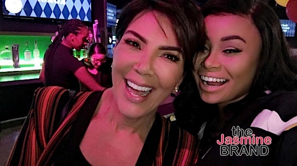 Blac Chyna Parties With Kim Kardashian, Kris & Kylie Jenner for Khloe Kardashian's B-Day [Photos]