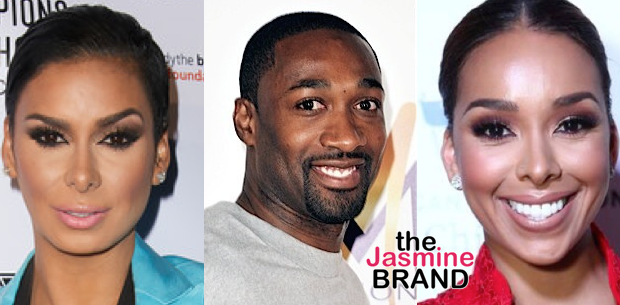 Laura Govan Is Writing A Tell-All, Hints Sister Gloria Govan Slept With Gilbert Arenas