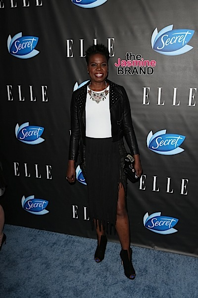 06/07/2016 - Leslie Jones - Elle Women In Comedy Event - HYDE Sunset - West Hollywood, CA, USA - Keywords: Orientation: Portrait Face Count: 1 - False - Photo Credit: PRPhotos.com - Contact (1-866-551-7827) - Portrait Face Count: 1