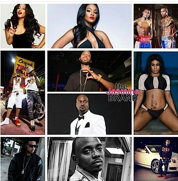 Meet the Rumored Love & Hip Hop: Houston Cast [Photos]