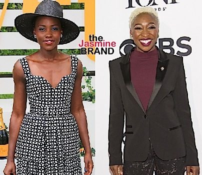 Lupita Nyong'o & Cynthia Erivo On Broadway's Diversity & Working With Female Directors