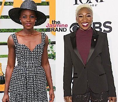 Lupita Nyong'o & Cynthia Erivo On Broadway's Diversity & Working With Female Directors
