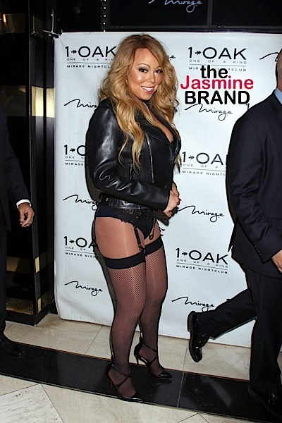 Mariah Carey Talks Divorcing Nick Cannon: Guess it's over. Call it a day.