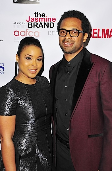 Mechelle Epps and Mike Epps