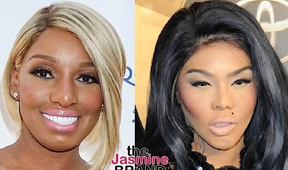 Lil Kim Fans Pissed At NeNe Leakes Over Plastic Surgery Post [Photos]