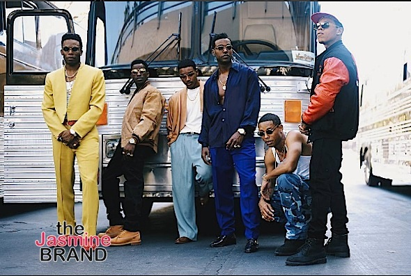 1st Look! See Actors Transform Into New Edition For Biopic [Photos]