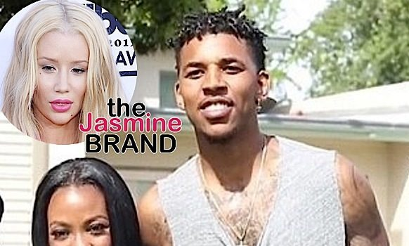 Iggy Azalea Criticizes Nick Young's Baby Mama For Selling Story to Media