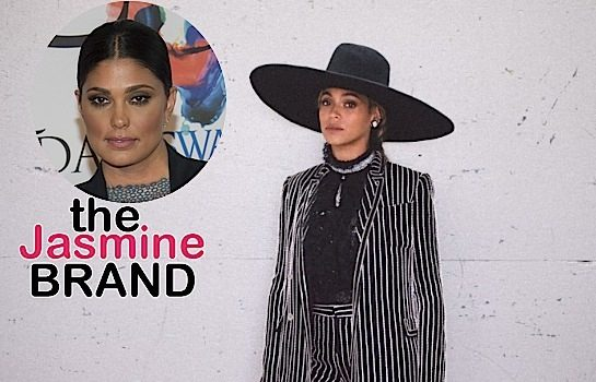 Did Beyonce Scare Rachel Roy Into Leaving Fashion Awards? (Ear Hustlin')