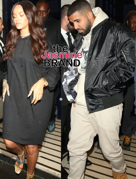 Drake & Rihanna Party in London, Laverne Cox Hits Comedy Central + Michael Jai White In LA [Photos]