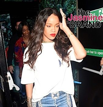 (EXCLUSIVE) Rihanna Says Nigerian Promoter Suing Her Was Scammed By Fake Reps: I don't owe you ANYTHING!