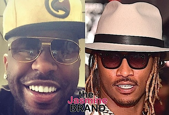 Future Calls Out Rocko For Suing Him: You look like a baby mama!