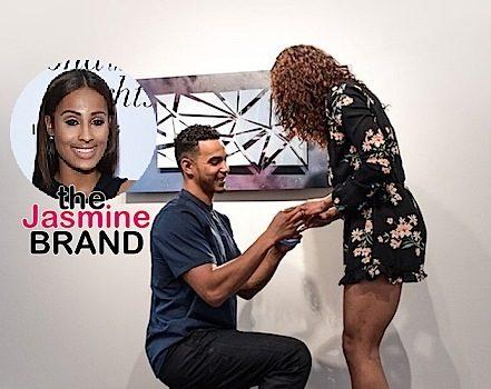 WNBA Baller Skylar Diggins Engaged! [Photo]