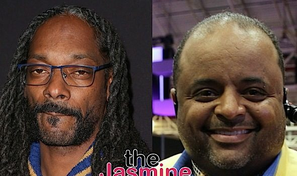 Roland Martin Slams Snoop Over 'Roots' Criticism: Put the weed down! [VIDEO]