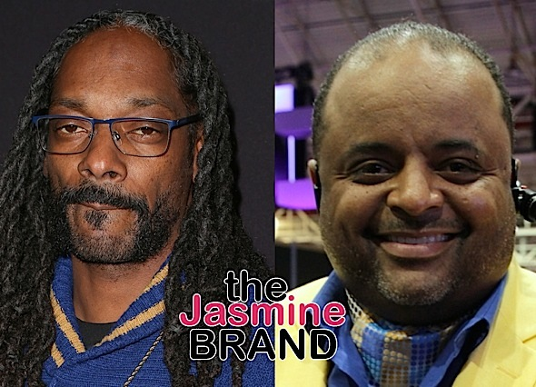Snoop Dogg, Roland Martin