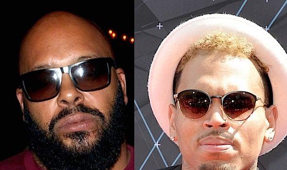 Suge Knight Sues Chris Brown & 1OAK