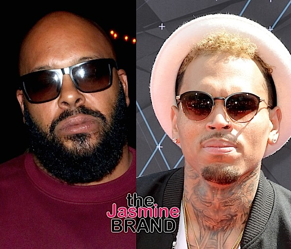 Suge Knight Sues Chris Brown & 1OAK