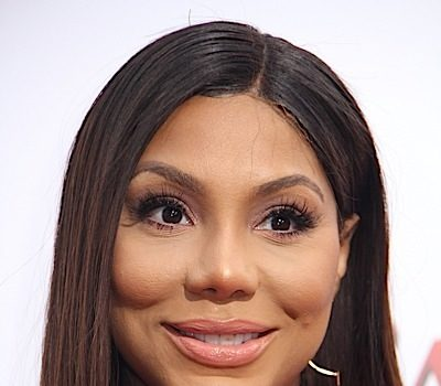 "Tamar Braxton Jokingly Asks Jesus To Save ""The Real"" [VIDEO]"