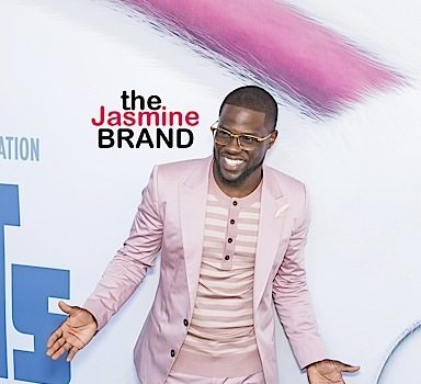 Kevin Hart Talks Life Lessons: I learned what I shouldn't be doing from what my dad did.
