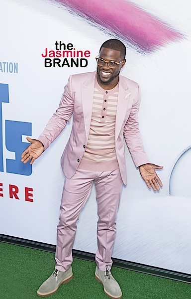Kevin Hart Hit With Lawsuit: Your security brutally beat me!