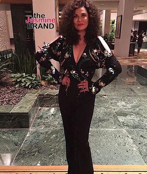 Tina Lawson Tells Social Media Critic: First Of All, I'm Not A Girl – Get Off My Page!