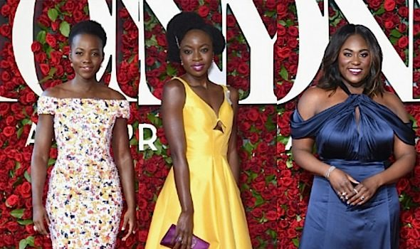 Tony Awards Red Carpet Fashion: Lupita Nyong'o, Danai Gurira, Danielle Brooks, Common, Joan Smalls, Questlove, Jourdan Dunn