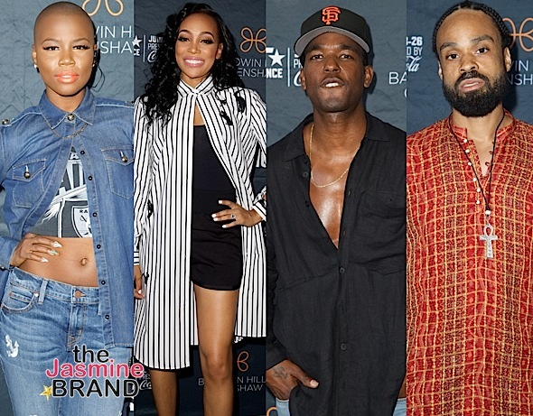 Monica, V.Bozeman, Bilal, Luke James Perform At Baldwin Hills Crenshaw Concert [Photos]
