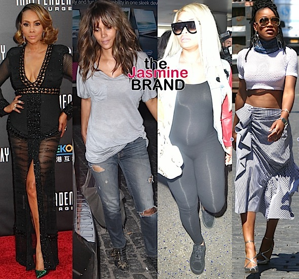 Vivica Fox Slays Red Carpet, Keke Palmer Serves Killer Abs, J.Lo Supports Hillary Clinton, Will & Jaden Smith Hit Cannes + Halle Berry, Blac Chyna, Jessie Usher