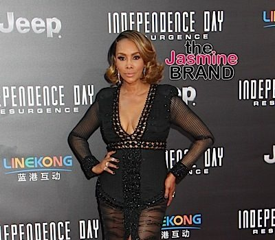 Vivica A. Fox Says She Does NOT Have COVID-19 After Previously Testing Positive