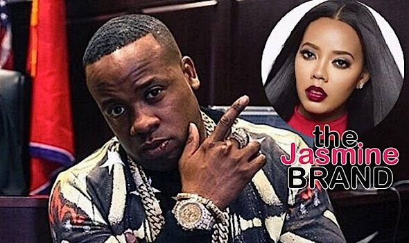 Yo Gotti Explains Why He Unfollowed Angela Simmons [VIDEO]