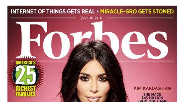 Kim Kardashian Explains How She Snagged The Tech World