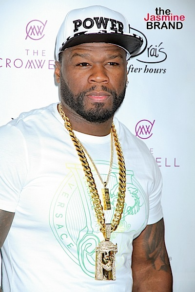 "50 Cent To Star In ""Den of Thieves"""