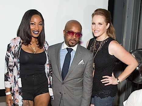 "Jermaine Dupri Hosts ""The Rap Game"" Premiere Party: Erica Dixon, Irv Gotti Spotted [Photos]"