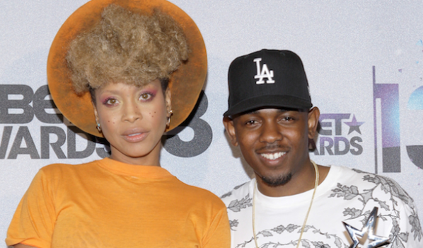 Erykah Badu Denies Hooking Up With Kendrick Lamar