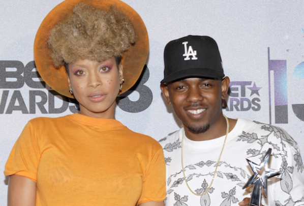 Erykah Badu Denies Hooking Up With Kendrick Lamar