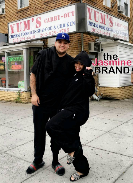 Blac Chyna Takes Rob Kardashian to DC + Chrissy Teigen & John Legend Whisk Baby Luna to Dodgers Game
