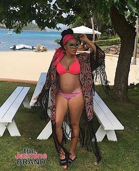 Essence atkins bikini pics assured, what