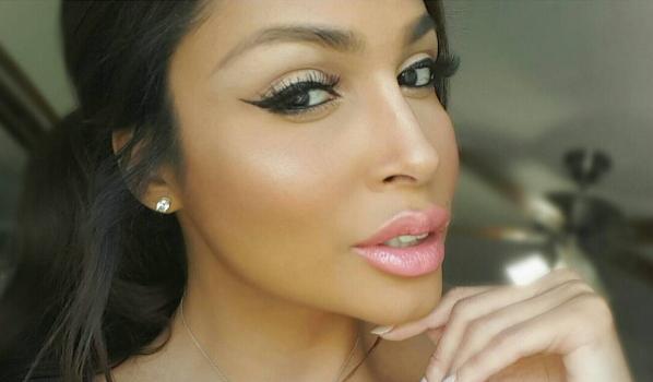 Somaya Reece Cries While Recalling Abusive Ex Boyfriend: He beat my head into the ground. [VIDEO]