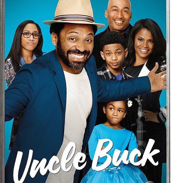Mike Epps Reacts to 'Uncle Buck' Cancellation