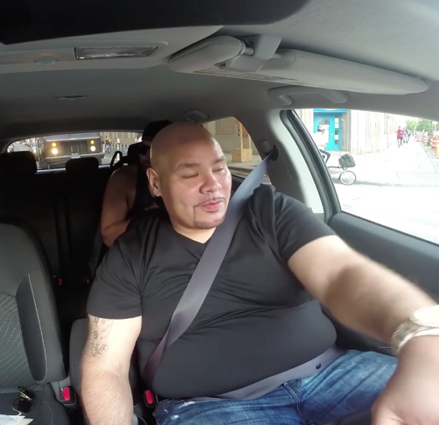 Fat Joe Kicks Passengers Out Uber, Over 'All The Way Up' [VIDEO]