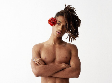 Jaden Smith Wears A Skirt To Prevent Kids From Getting Beat Up