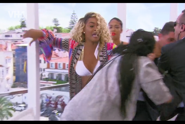 Tami Roman's Got Hands Ready For Newbie Duffey in the 'Basketball Wives LA' Trailer [VIDEO]