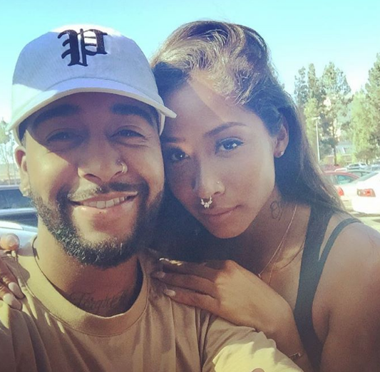 It's Over! Apryl Jones Reveals Why She & Omarion Split [VIDEO]