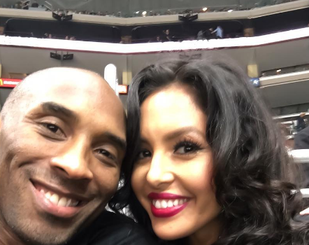 Kobe Bryant & Wife Vanessa Expecting 3rd Child [Photo]