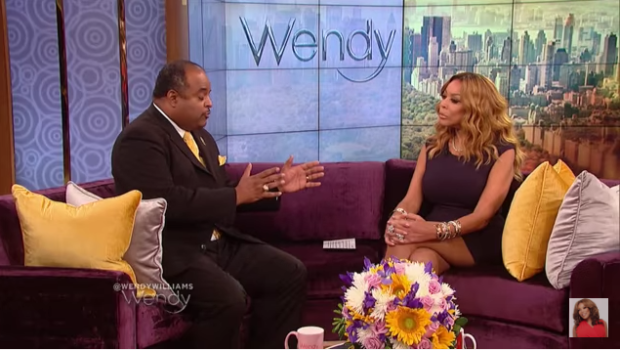 Roland Martin Educates Viewers On Black History, Wendy Williams Apologizes: I was wrong. [VIDEO]