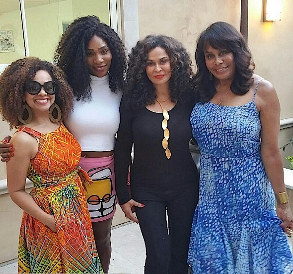 Serena Williams & Tina Lawson Hit BBQ, Ciara & Russell Wilson Attend Wedding + Quincy, Kim Porter, Angela Simmons, Tony Rock, Tom Cruise, Draya Michele, Usher