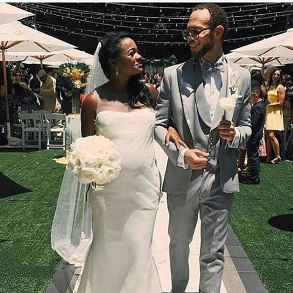 Actress Tatyana Ali Is Married!