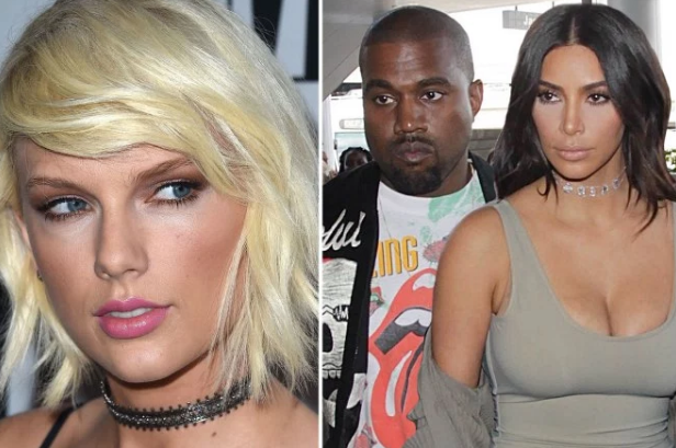 Taylor Swift Slams Kanye West & Kim Kardashian: I never approved him calling me a b*tch!