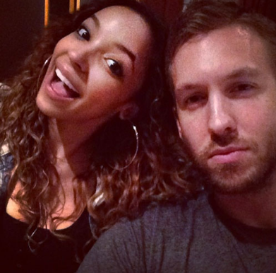 Calvin Harris & Tinashe Are NOT Dating