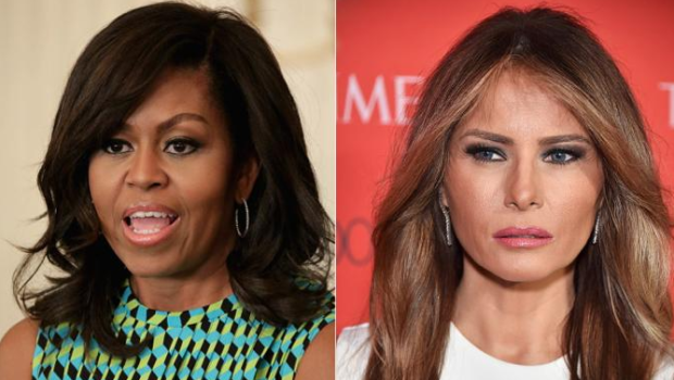 Melania Trump Doesn't Need Michelle Obama's Advice
